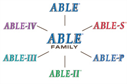 ABLE Family Logo
